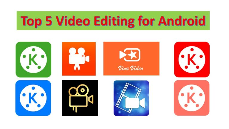 Best Video Editing App for Android (2021 Review!)